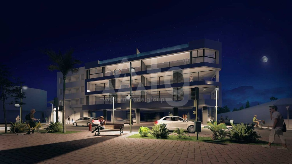 3 bedroom Apartment in San Pedro del Pinatar - OK8081 - 6