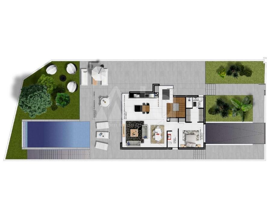3 bedroom Apartment in San Pedro del Pinatar - OK8078 - 3