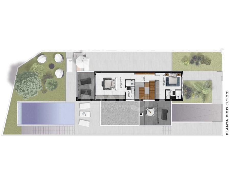3 bedroom Apartment in San Pedro del Pinatar - OK8078 - 4
