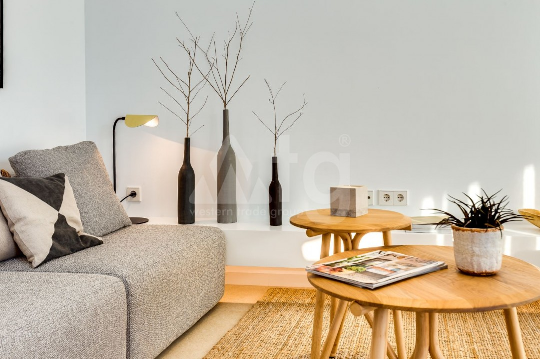 3 bedroom Apartment in San Pedro del Pinatar  - SV7236 - 3