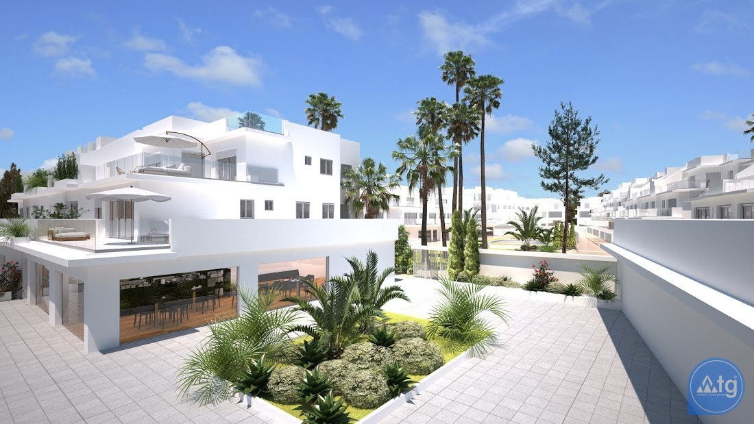 3 bedroom Apartment in Santa Pola  - B1282 - 1