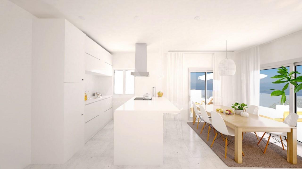 3 bedroom Apartment in Santa Pola  - B1282 - 4