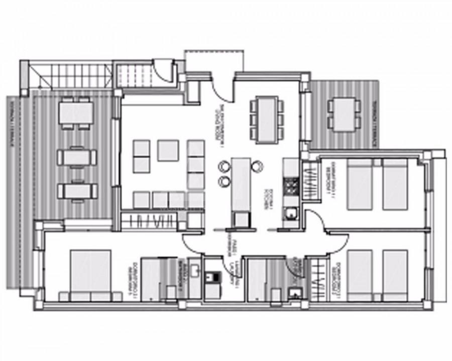 3 bedroom Apartment in Villamartin - GB7809 - 18