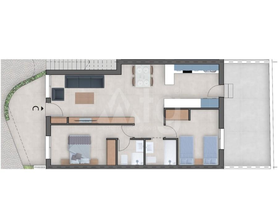 3 bedroom Apartment in Villamartin - NS8272 - 5