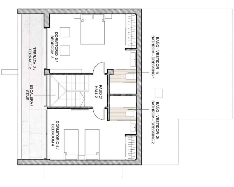 3 bedroom Apartment in Villamartin - GB7803 - 3