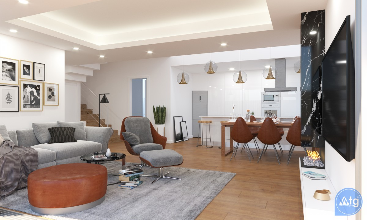 3 bedroom Apartment in Villamartin  - TM6686 - 5