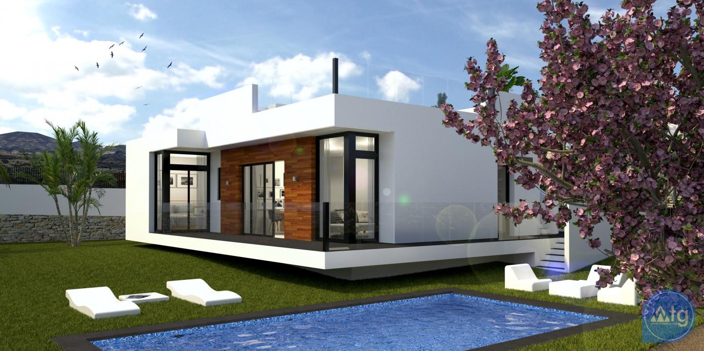 2 bedroom Apartment in Villamartin - TM6674 - 1