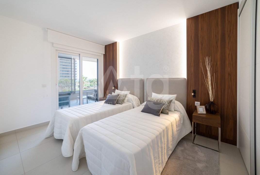 2 bedroom Apartment in Cumbre del Sol - TE3911 - 13