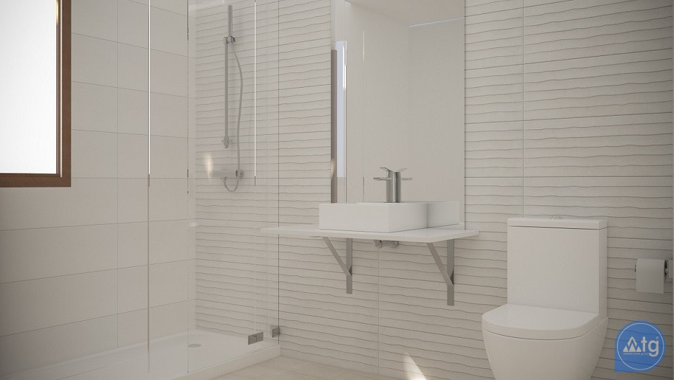 2 bedroom Apartment in La Manga  - UBA116835 - 8