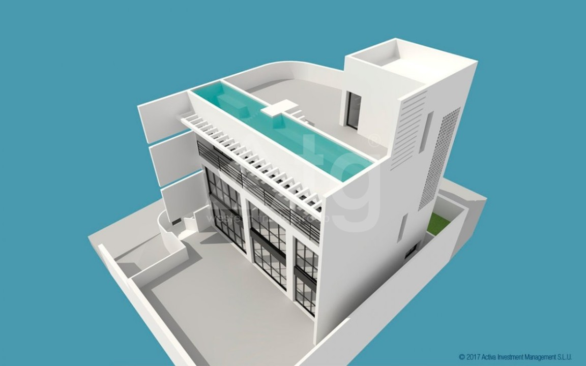 2 bedroom Apartment in La Manga  - GRI115273 - 3