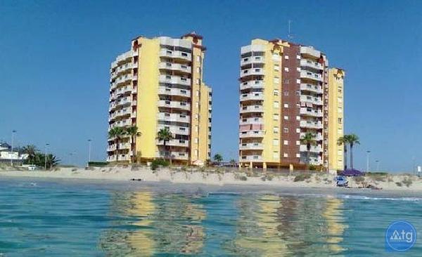 2 bedroom Apartment in La Manga - GRI7676 - 1