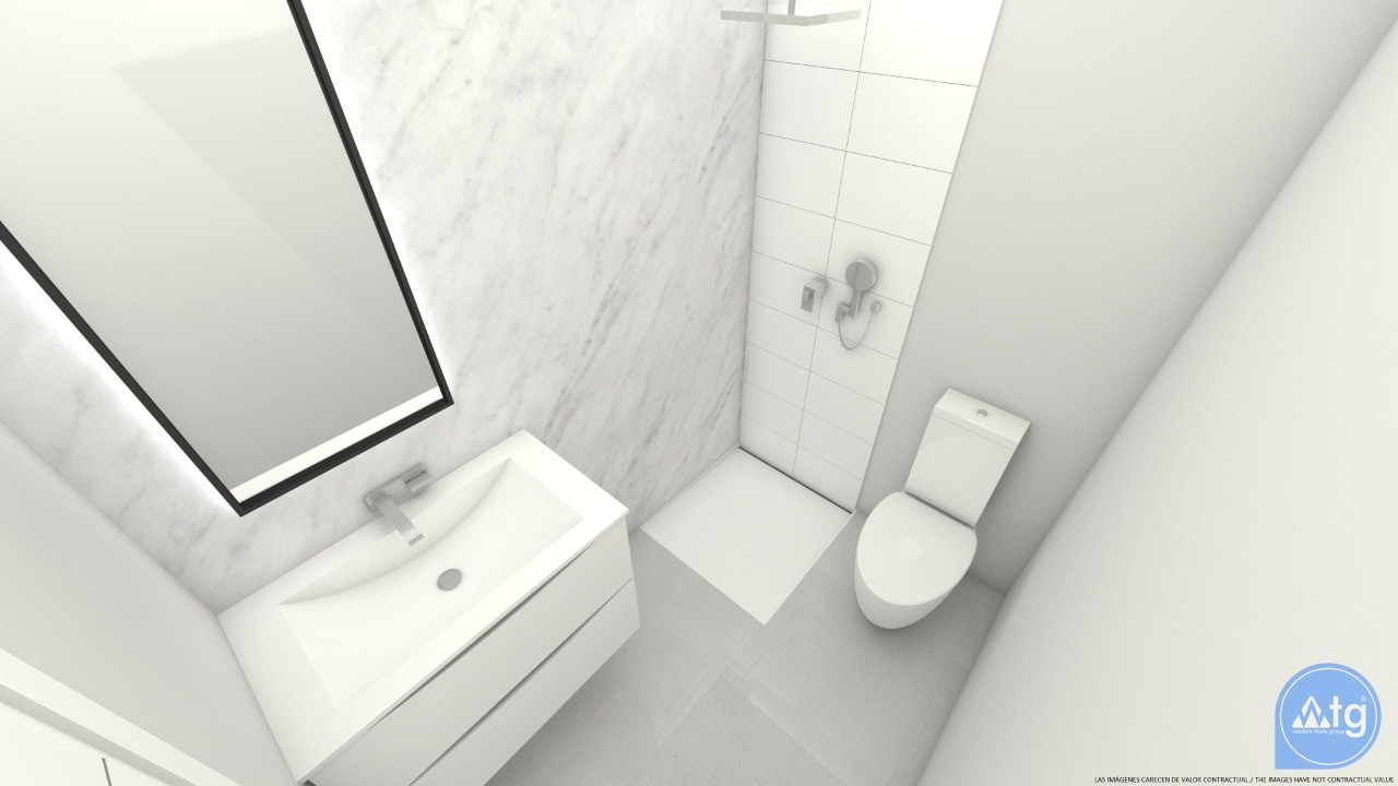 2 bedroom Apartment in Mil Palmeras  - SR114455 - 14