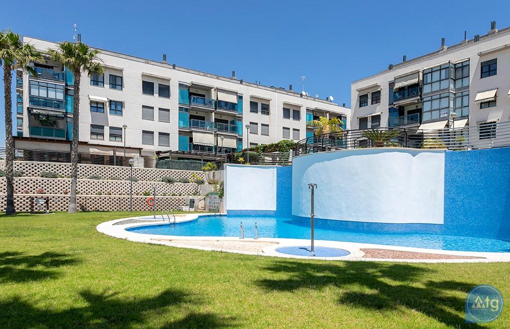 2 bedroom Apartment in Santa Pola  - GDS1116309 - 2