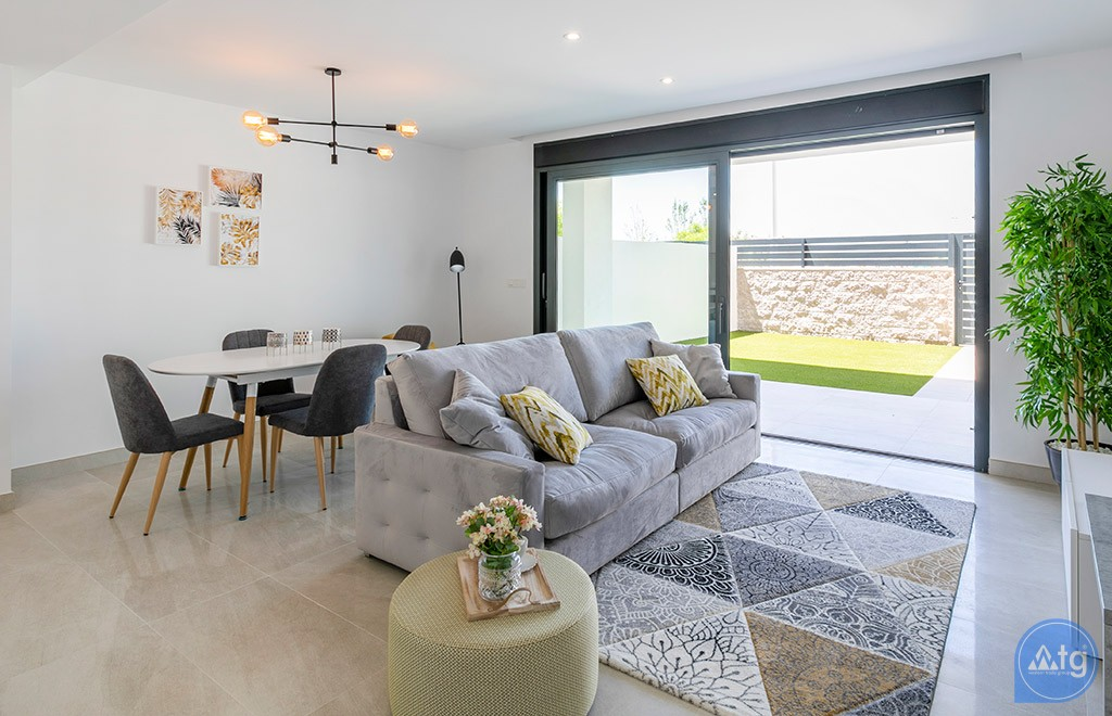 2 bedroom Apartment in Santa Pola  - GDS1116309 - 5