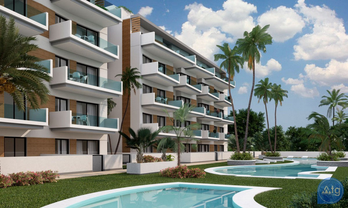2 bedroom Townhouse in Torrevieja - ARCR0499 - 1