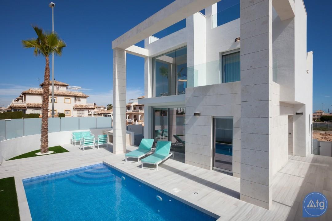Townhouse cu 3 dormitoare în Cabo Roig  - AG9280 - 1
