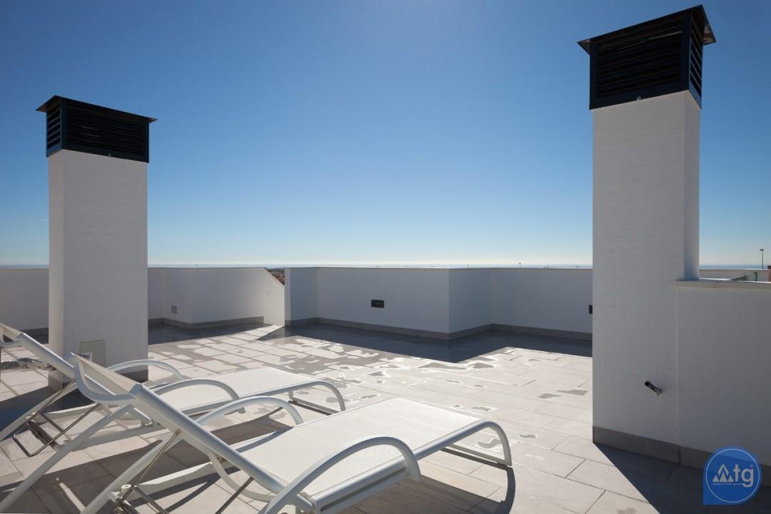 Townhouse cu 3 dormitoare în Cabo Roig  - AG9280 - 14