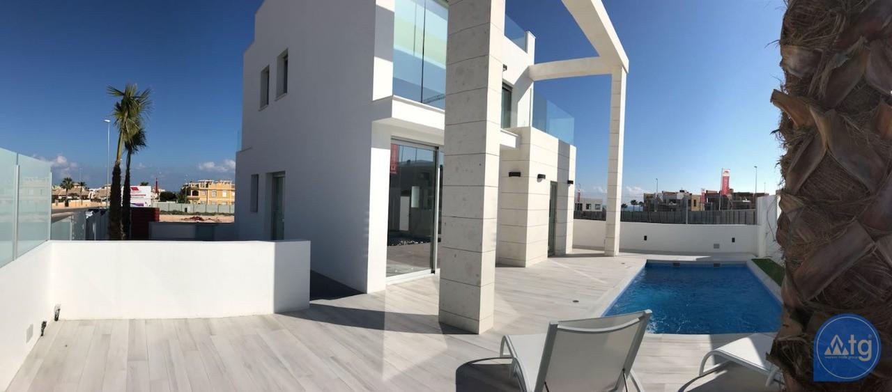 Townhouse cu 3 dormitoare în Cabo Roig  - AG9280 - 4