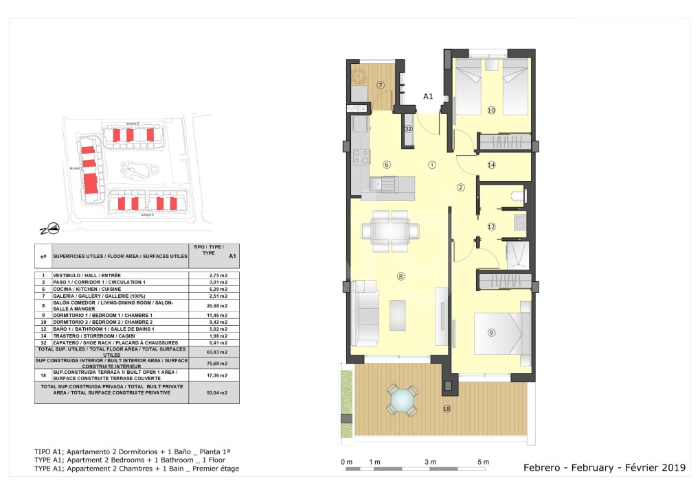 3 bedroom Townhouse in Murcia - OI7567 - 19