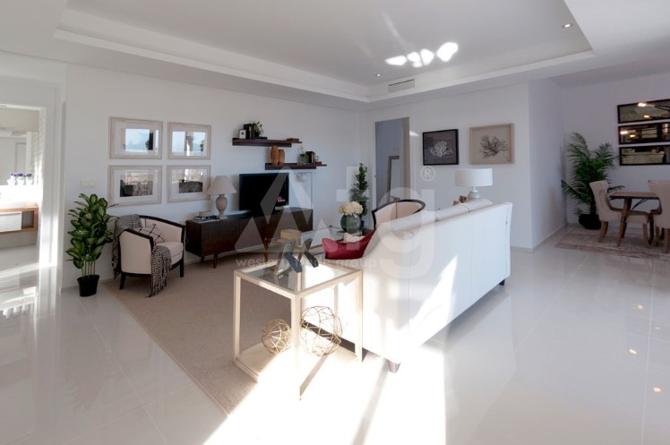 3 bedroom Townhouse in Playa Flamenca - ARCR0477 - 5