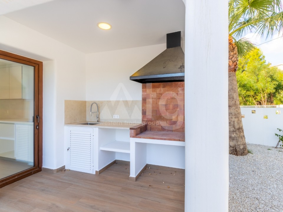 3 bedroom Townhouse in Torre de la Horadada  - ZP116031 - 23