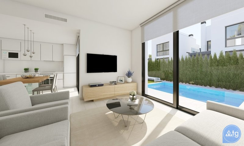 2 bedroom Townhouse in Torrevieja  - AG4237 - 2