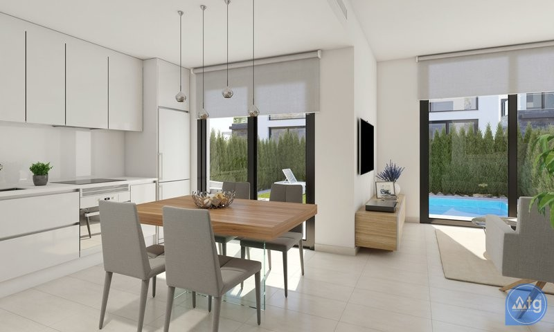 2 bedroom Townhouse in Torrevieja  - AG4237 - 3
