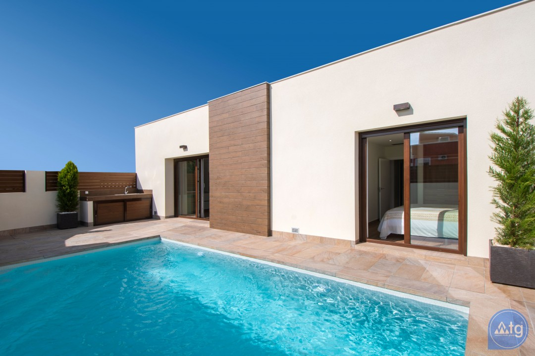 3 bedroom Townhouse in Torrevieja - AG4259 - 1