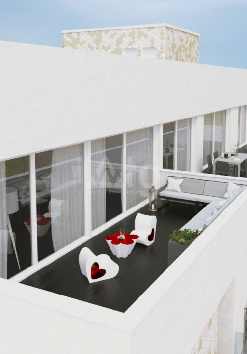 3 bedroom Townhouse in Torrevieja  - AG2993 - 11
