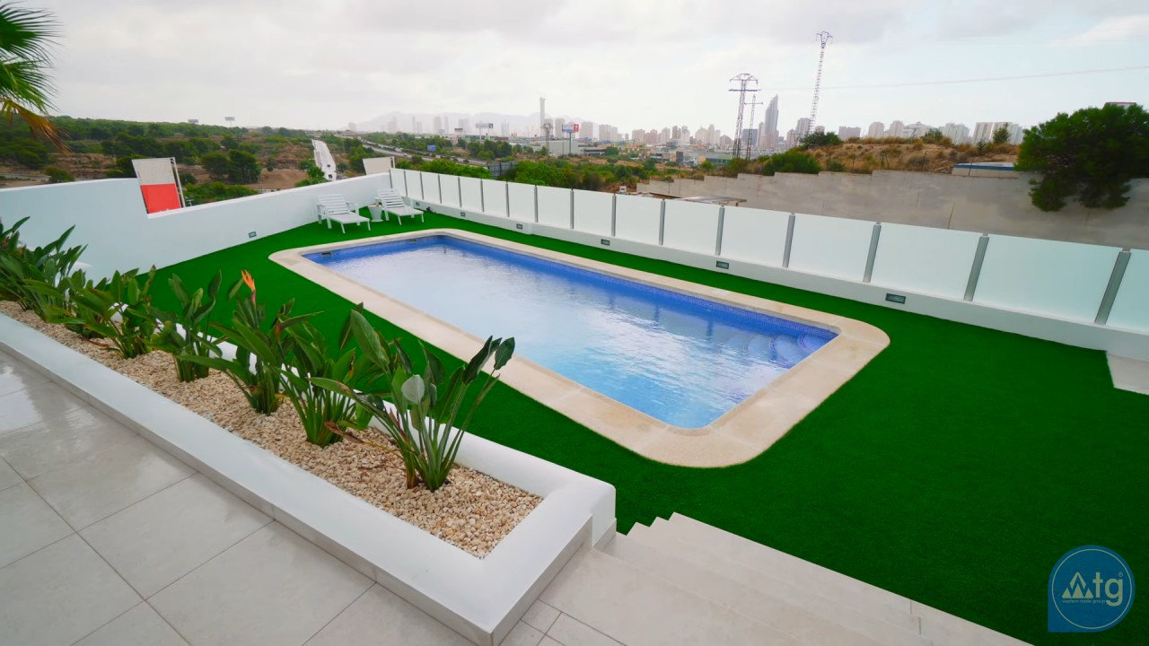 3 bedroom Townhouse in Torrevieja - AG4276 - 3
