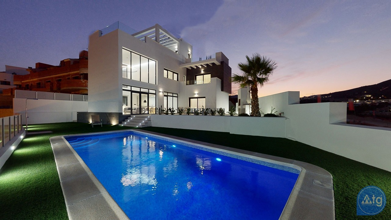 3 bedroom Townhouse in Torrevieja - AG4276 - 4