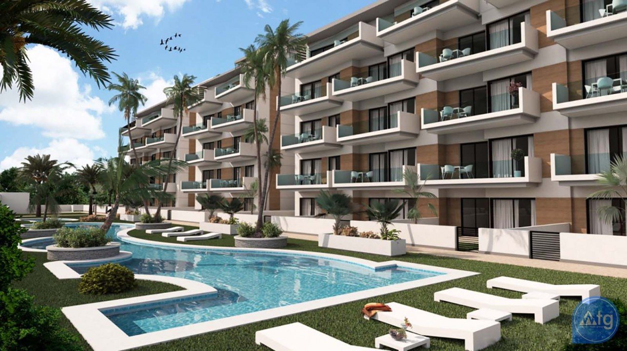 3 bedroom Townhouse in Torrevieja  - ARCR0502 - 2