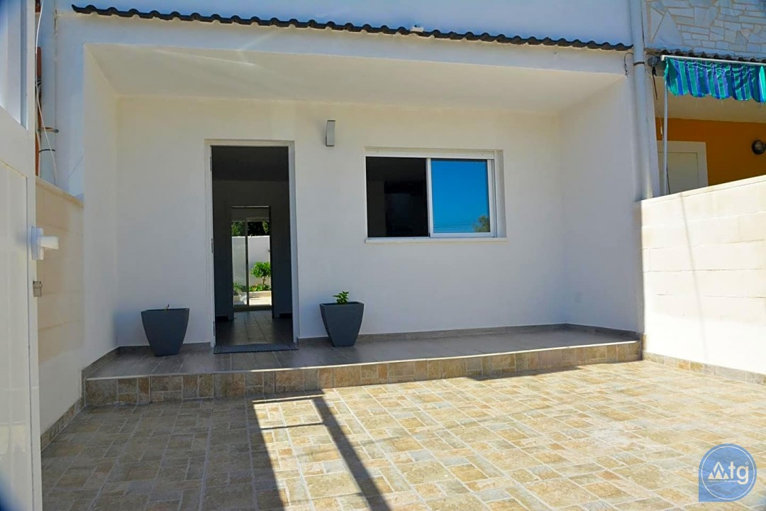3 bedroom Townhouse in Torrevieja  - ARCR0502 - 29