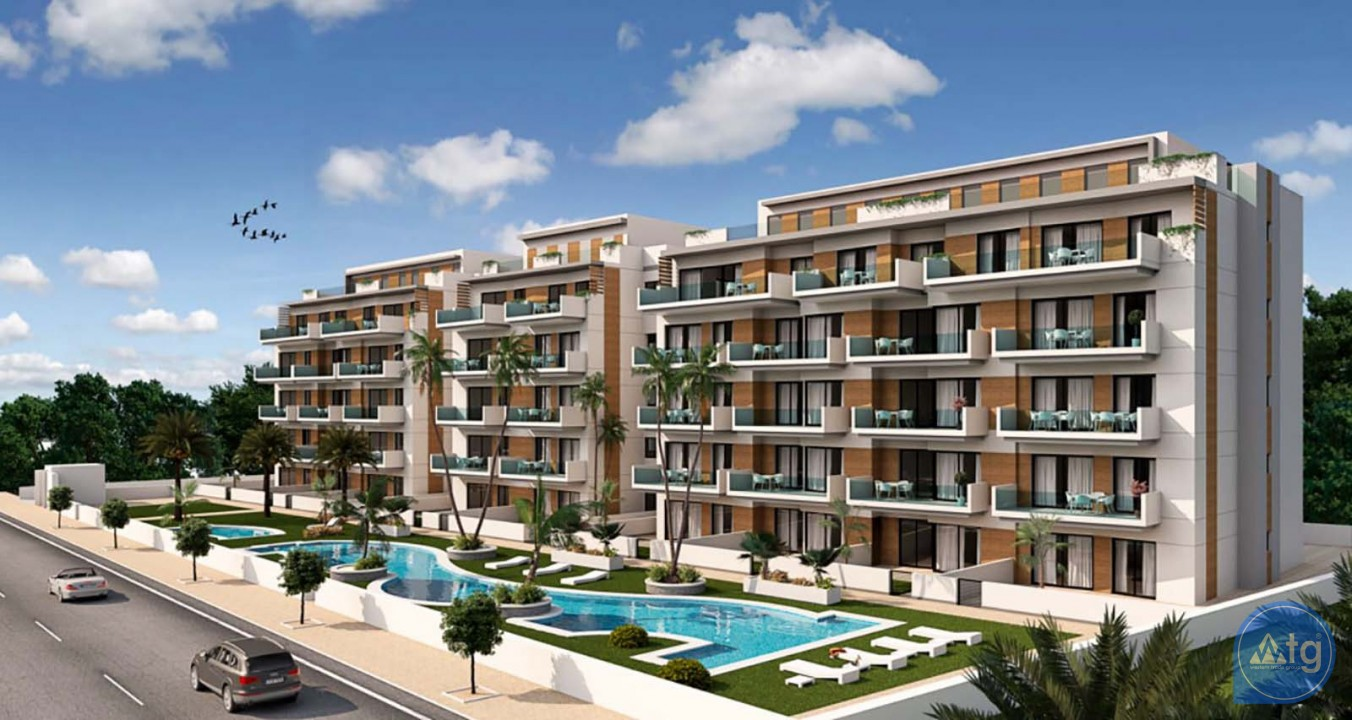 3 bedroom Townhouse in Torrevieja  - ARCR0502 - 3