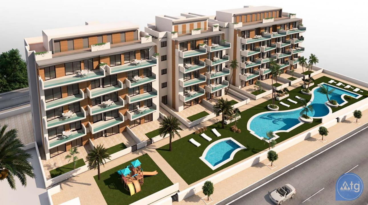 3 bedroom Townhouse in Torrevieja  - ARCR0502 - 4