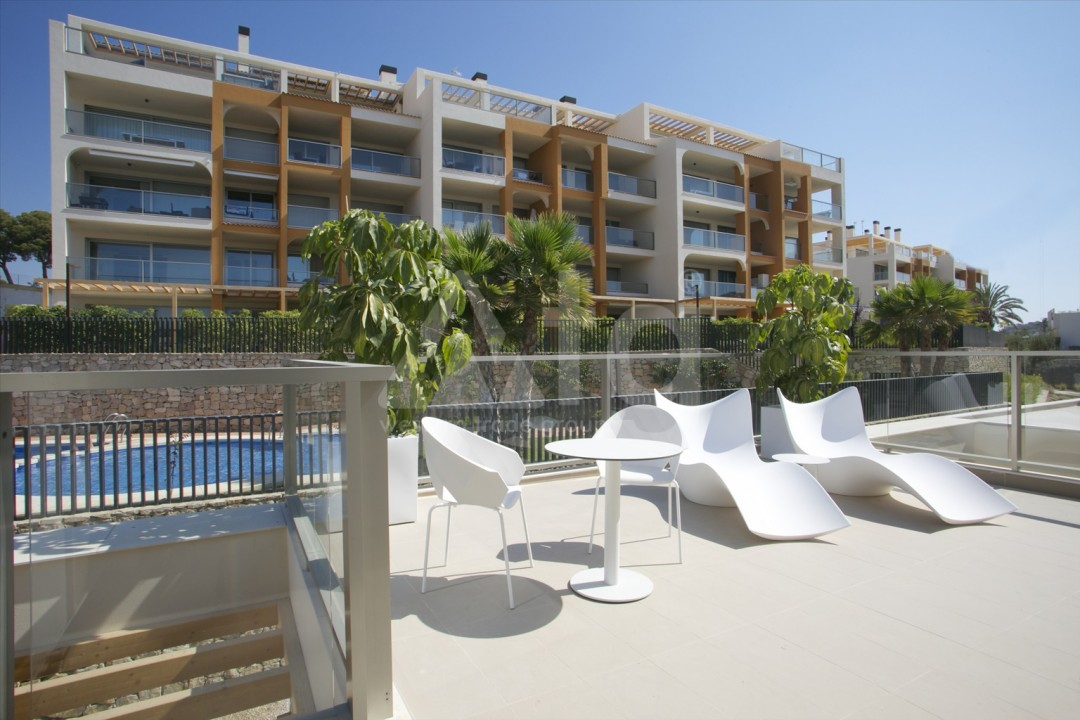 3 bedroom Townhouse in Villajoyosa - GD6322 - 2