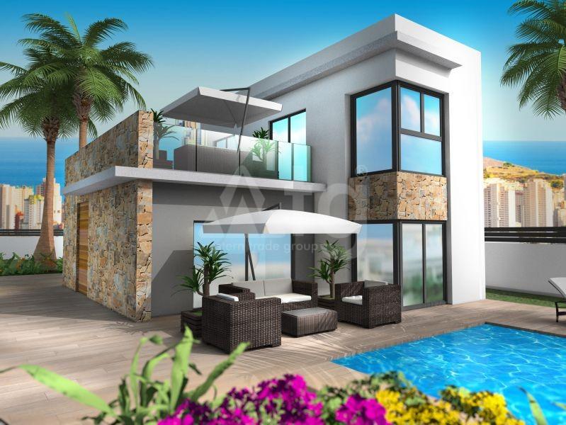 2 bedroom Townhouse in Villajoyosa  - QUA8622 - 19