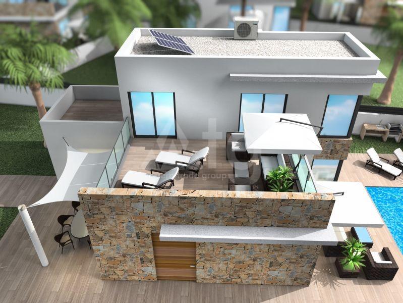 2 bedroom Townhouse in Villajoyosa  - QUA8622 - 27