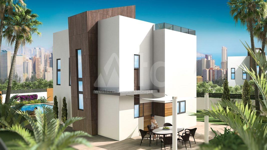 2 bedroom Townhouse in Villajoyosa  - QUA8622 - 31