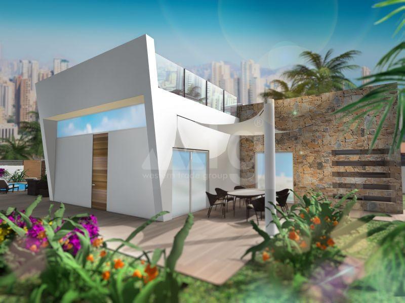 2 bedroom Townhouse in Villajoyosa  - QUA8622 - 3