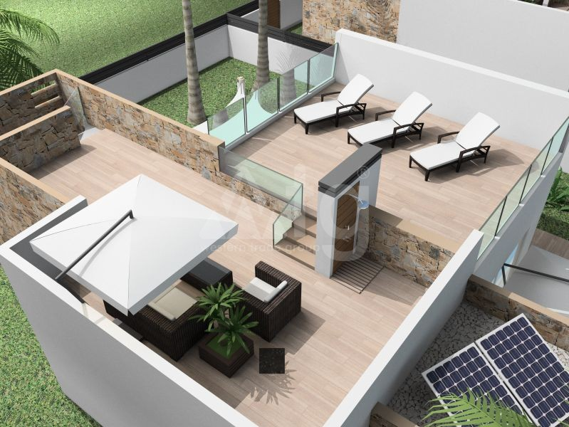 2 bedroom Townhouse in Villajoyosa  - QUA8622 - 6