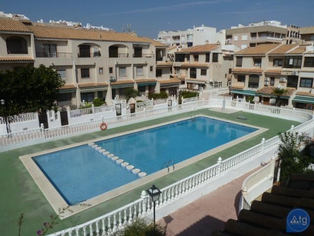3 bedroom Townhouse in Guardamar del Segura - AG9024 - 1