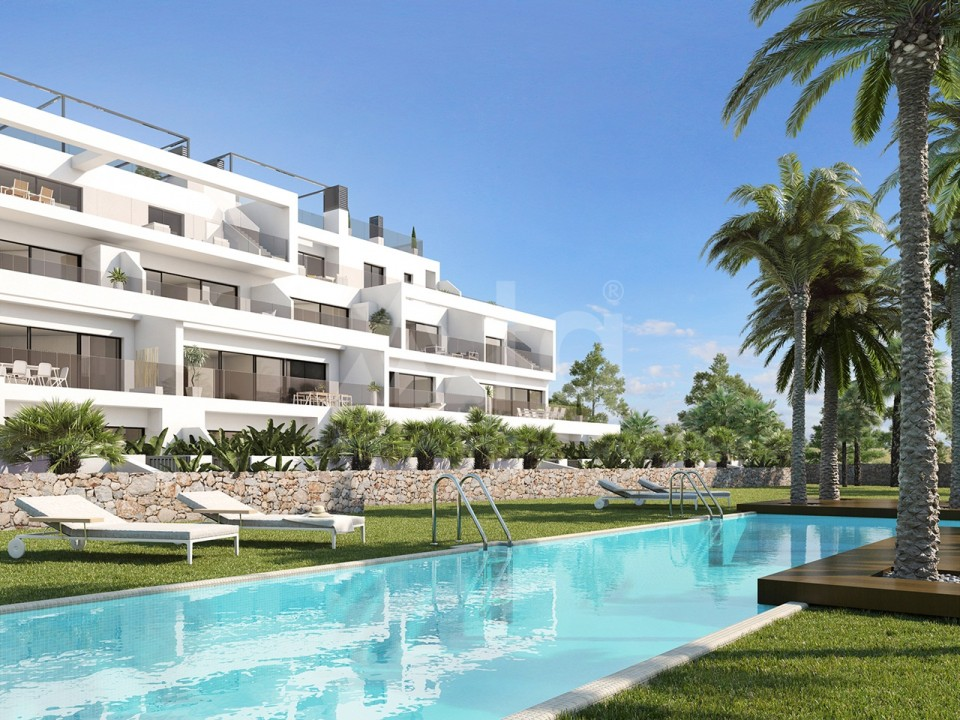 Апартаменты в Торре де ла Орадада, 3 спальни - CC7385 - 2