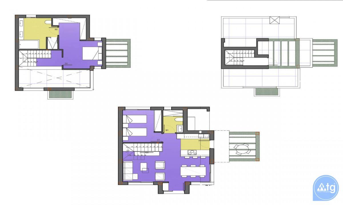 Vilă cu 3 dormitoare în La Manga  - AGI5786 - 30