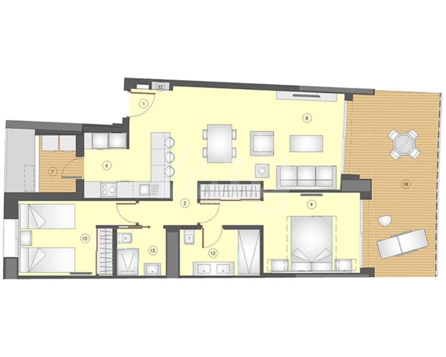 Villa de 3 chambres à Benijófar - GV8182 - 23