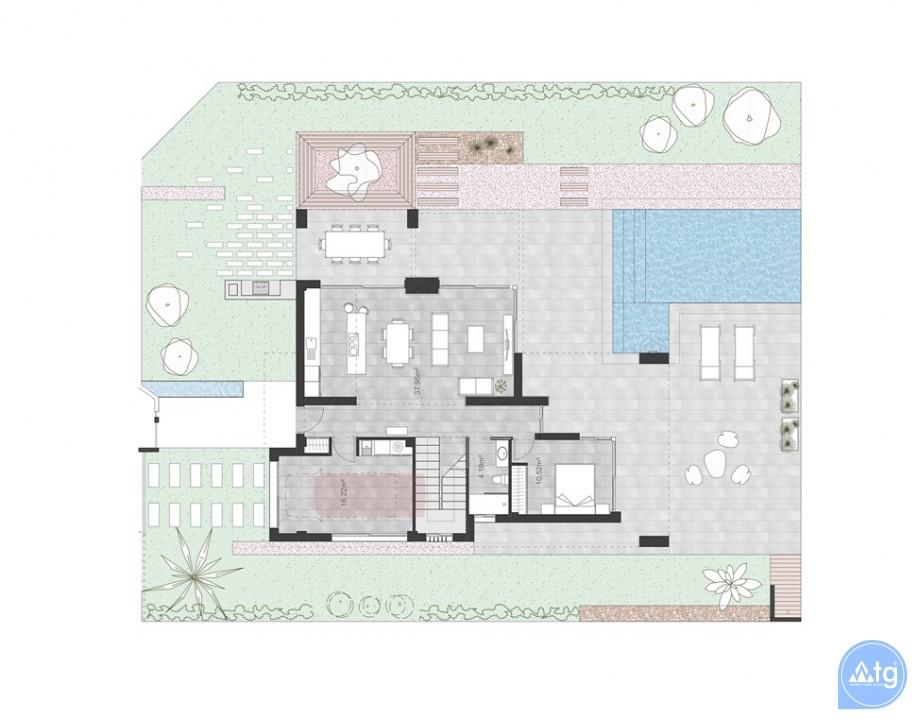 Villa de 3 chambres à Los Alcázares - DS118090 - 39