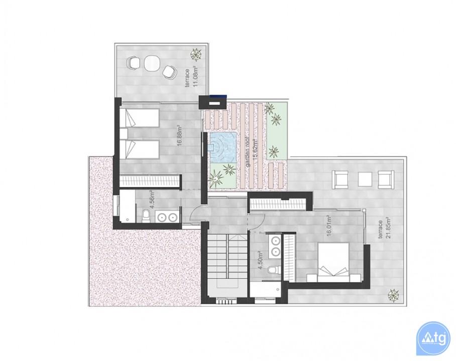 Villa de 3 chambres à Los Alcázares - DS118090 - 40