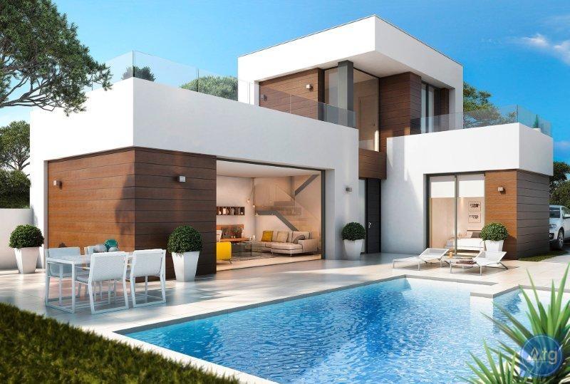 Villa de 3 chambres à Los Montesinos - PP7663 - 2