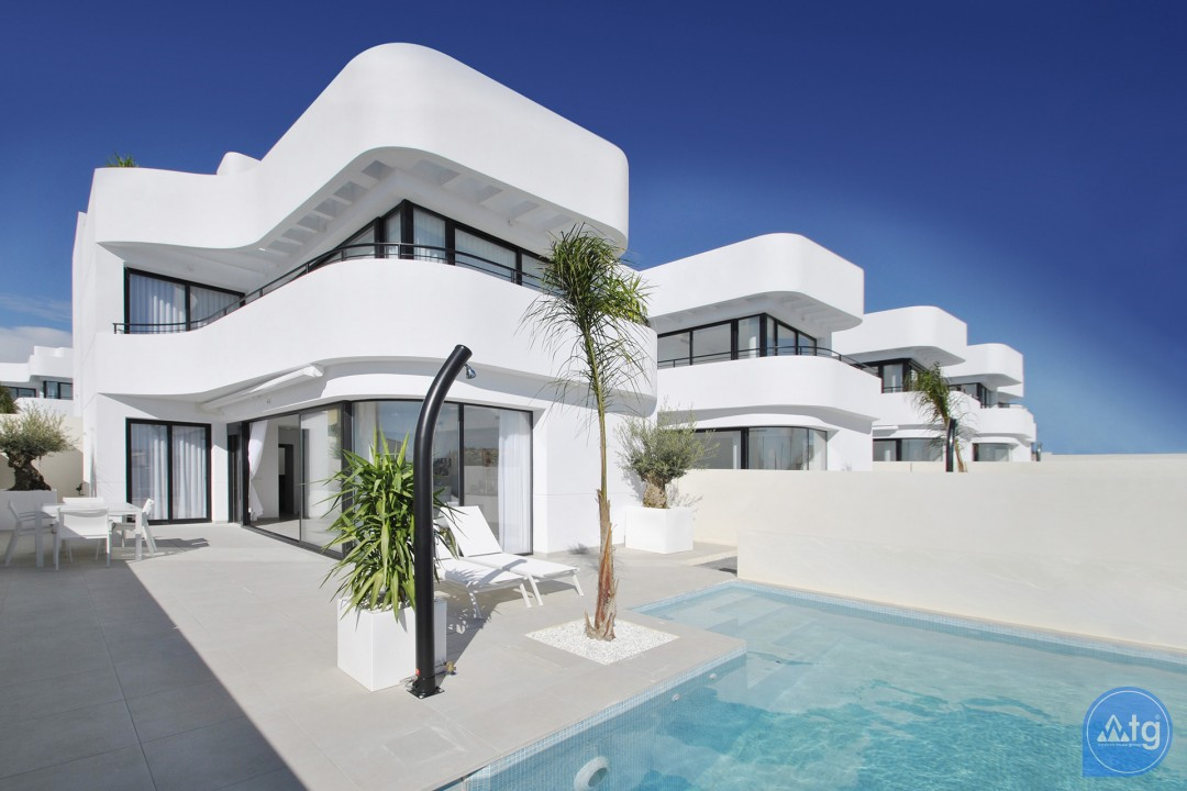 Villa de 4 chambres à Villamartin - AG4296 - 1