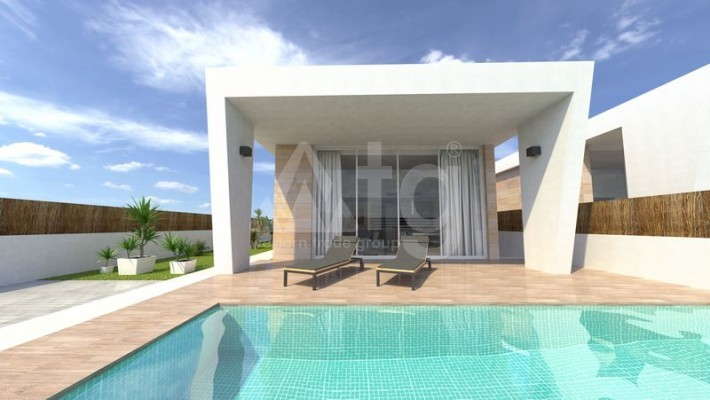 Villa de 3 habitaciones en Lo Romero  - BM8423 - 1